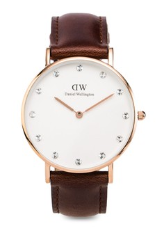 Classy St Mawes-Watch Rose gold 34mm. Get your Classy St Mawes-Watch Rose gold 34mm at...