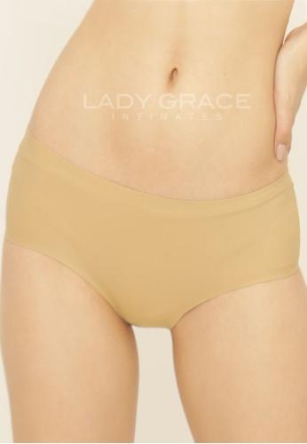 Lady Grace beige Panty 26811US81DC653GS_1