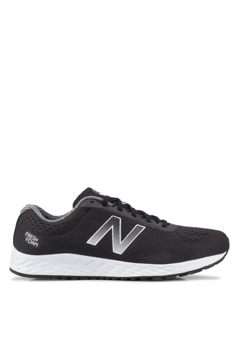 New Balance black and white Arishi Fitness Running V1 Core Pack Shoes 1B40BSHE952799GS_1