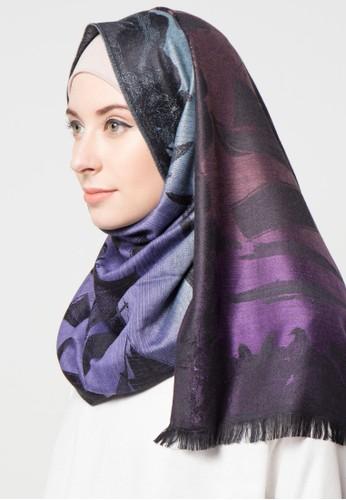 SHALIMAR black Shalimar Pashmina Yatch Design SH713AA98CLPID_1