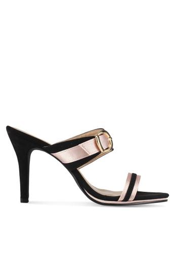 Spiffy black The Simple Elegant Ladies Heels 7E2BBSH0C054BFGS_1