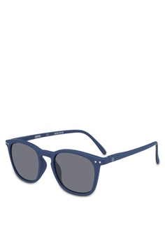 97ee3b6cc5 Izipizi navy SUN LetmeSee  E Navy Blue Lenses +0.00 Sunglasses  442B0GL4F18D80GS 1