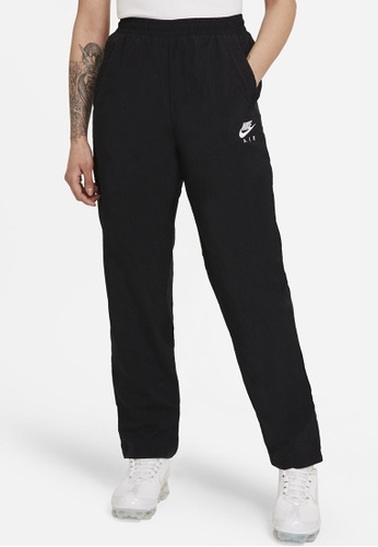 Nike black As W Nsw Air Pant Wvn Hr Nsw Other Sports 1AF5DAABDDCE87GS_1