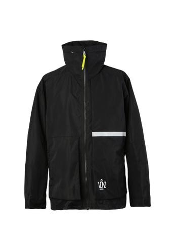 BSX black BSX Regular Parka Jacket  (0407061801) 0FB93AA354ACACGS_1