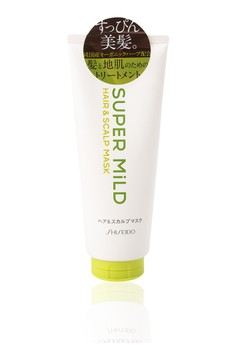 Shiseido Supermild Hair And Scalp Mask