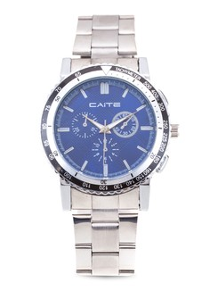 Stainless Analog Watch 5070G