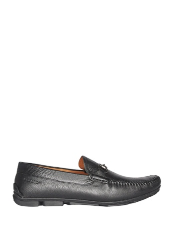 Sebago black Hugo Bit Driving Shoes SE328SH0JJ2PPH_1