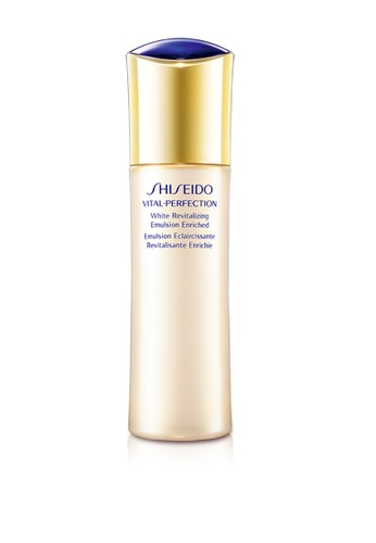 Shiseido blue Shiseido Vital-Perfection White Revitalizing Emulsion Enriched 100ml SH514BE0GMFISG_1