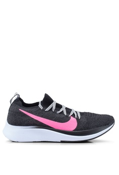 half off f30bf 71224 Nike black and multi Nike Zoom Fly Flyknit Shoes B9E65SH46A870FGS_1