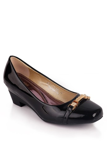 INSIDE black Inside Heels Saira Black IN074SH68CTNID_1