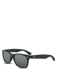 c3e796114142 Ray-Ban black Icons RB2132F Sunglasses 57944GL35E9F28GS 1