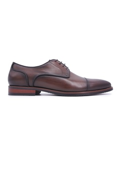 4047c51a7e7 Rad Russel brown Rad Russel Lace-up Derby - Brown A1A37SH892BF80GS 1