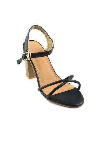 SHINE black Simply Aubrey High Heels SH554SH80SXZSG_1