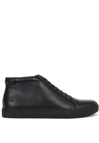 East Rock black Pharell Casual Shoes E354CSH51A6284GS_1