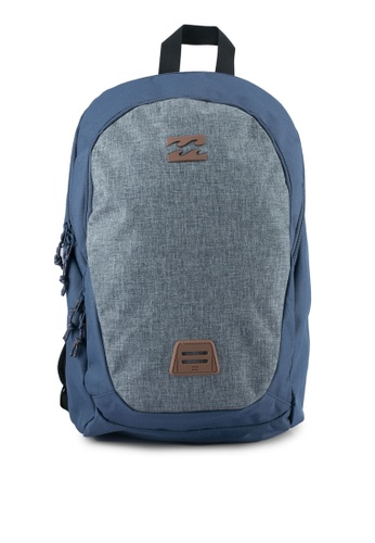 Billabong blue and multi Trace Lite Pack BI783AC0SXIGMY_1