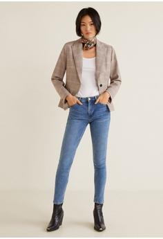 96d3277b305 28% OFF Mango Skinny Olivia Jeans S$ 49.90 NOW S$ 35.90 Sizes 32 34 36 38 40