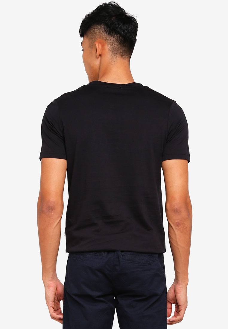 Crew Jones Black amp; Neck Jack Matteo Tee 7pFBwPdz7c
