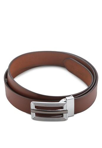 EAGLE Genuine Leather Gibbs Hook Belt Eg036D-C