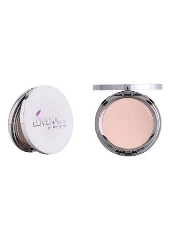 Luvena Glitz Cosmetic silver Luvena Glitz Twoi Way Cake Ivory E2517BEB4F9135GS_1
