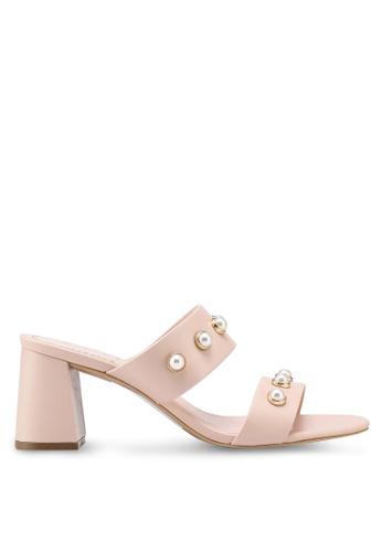 VINCCI pink Slip On Heels D8C2FSHF834DE3GS_1