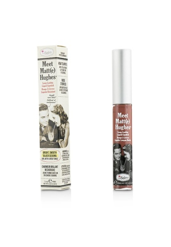 TheBalm THEBALM - Meet Matte Hughes Long Lasting Liquid Lipstick - Sincere 7.4ml/0.25oz FE9A4BE4F9F482GS_1