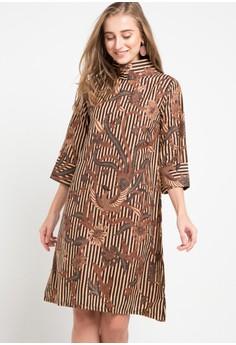 Batik Martha multi and brown Iskanti FF609AA7CAECADGS 1 5b0fd9d5bd