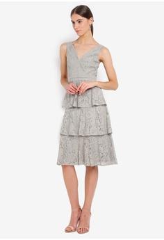 155fcabcfc8 30% OFF Little Mistress Waterlily Lace Midi Dress S  152.90 NOW S  106.90  Sizes 6 8 10 12 14