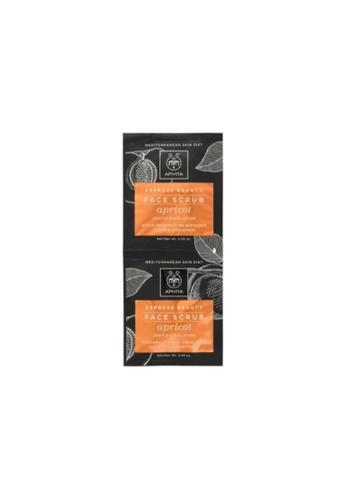 APIVITA Apivita Gentle Exfoliating Gel with Apricot 12x8ml 771B7BE0B06D18GS_1