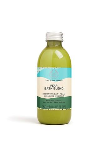 Jual The Body Shop Pear Bath Blend 250ml Original Zalora Indonesia