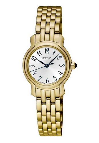 Seiko gold Seiko Gold Stainless Steel Watch 357D5ACC1A1A1DGS_1