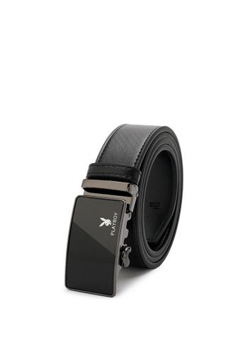 Playboy black 35mm Automatic Belt 6D773ACC3F25C1GS_1
