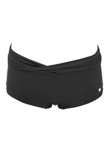 Sunseeker black Solids Boyleg Pants 6F9D7US7C1012BGS_1