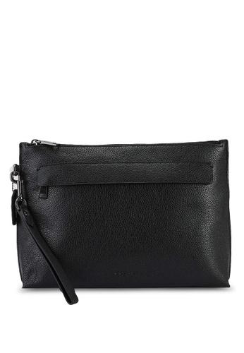 Coach black Carry All Pouch (cv) 4E3EEAC5582130GS_1