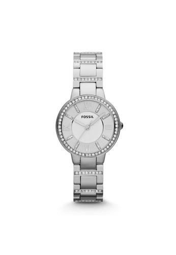 Fossiesprit 高雄l VIRGINIA淑女型女錶 ES3282, 錶類, 淑女錶