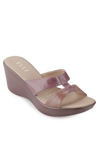 Elle brown Elle Ladies Shoes EL712SH32KLZID_1