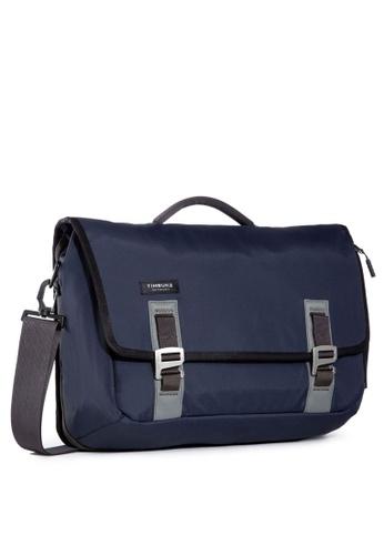 TimBuk2 blue Command Messenger Bag (Medium) TI112AC0S5H1MY_1