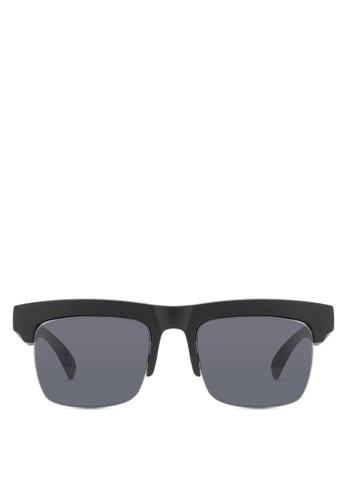 JP0162 粗上框太陽眼鏡, 飾品配件, 飾品配zalora taiwan 時尚購物網件