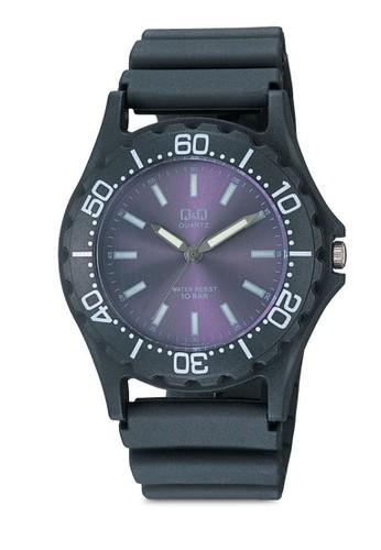 Q&Q VP02J004 戶外休閒手錶, 錶adl esprit類, 其它錶帶