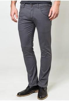 Spencer BedCord Gray Pants