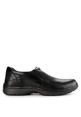 Hush Puppies black Lorcan Henson 45C96SHBCFED8DGS_1