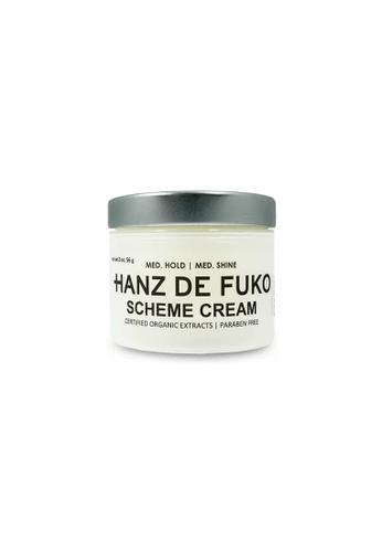 Hanz de Fuko Hanz de Fuko Scheme Cream HA369BE35MXKSG_1