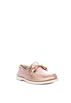 a4eb471a8a92e 10% OFF Sperry A/0 Vida Metallic Boat Shoes Php 5,295.00 NOW Php 4,769.00  Available in several sizes