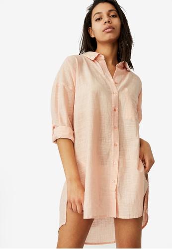 Cotton On Body pink I Do Shirt Nightie 57C26AAE29A7C2GS_1