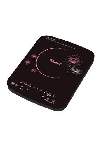 Toyomi Toyomi IH 07V07 Induction Cooker with S/Steel Pot 94F59HL5C5698FGS_1
