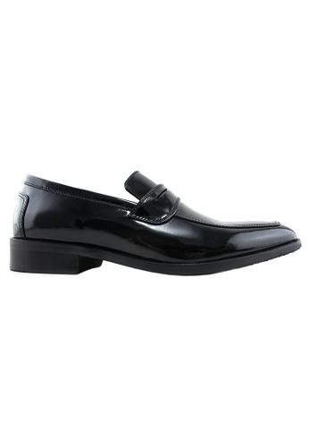 Hanson Bootmaker black Hanson Bootmaker Slip On HA656SH67JYASG_1