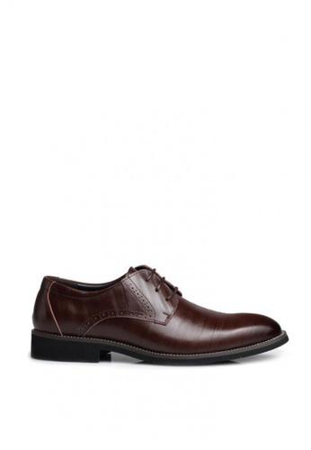 Kings Collection brown Bradford Oxford Shoes KCCS3 2441FSH233539FGS_1