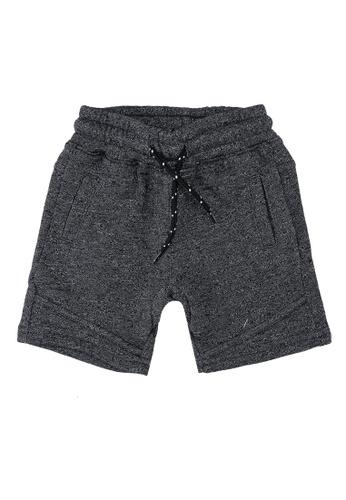 FOX Kids & Baby grey Baby Boys Shorts C9ED6KA1C5F9C0GS_1