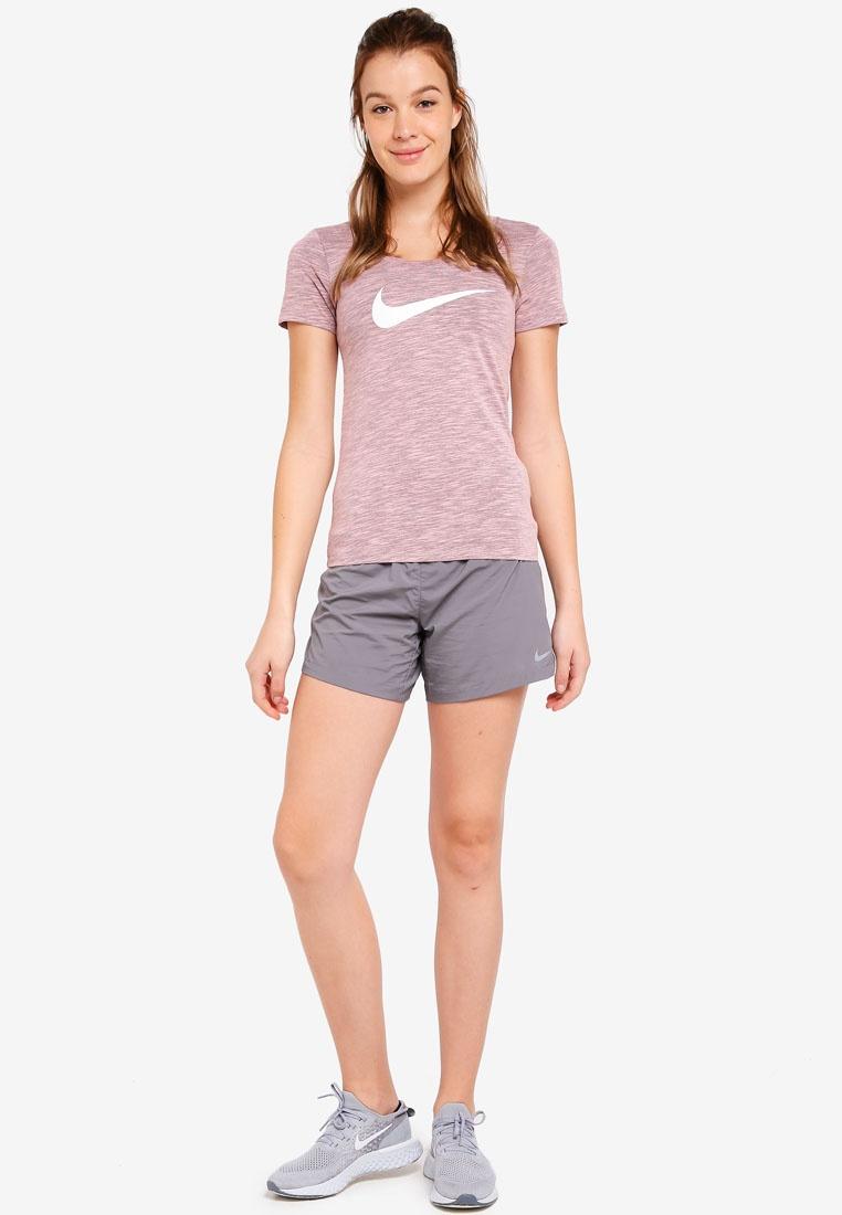 Dry Storm Nike Nike Pink Tee Women's Heather RxwgE6p
