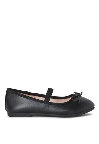 H&M black Ballet Flats F3383KSA8CFC4CGS_1
