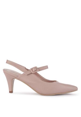 Pavillion pink Sepatu Heels Wanita 7775314 D698ASHD0B9717GS 1 7ede7a7698